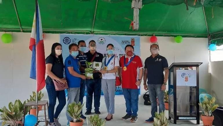 Tripartite of TESDA, SMC and LGU Sariaya for Livelihood Program and Skills Training
